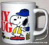 Snoopy Construction Worker
