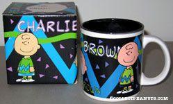Charlie Brown Standing CTI Industries Mug