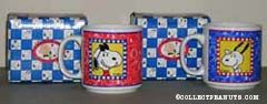 40th Anniversary Snoopy Mugs