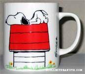 I think I'm allergic to mornings! Mug