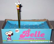 Belle Personality Pencils Display Box