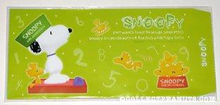 Snoopy & Woodstocks Envelope