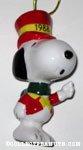 Snoopy Caroler