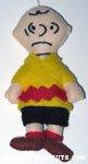 Charlie Brown Homemade? Felt Ornament