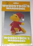 Woodstock Red Pajamas