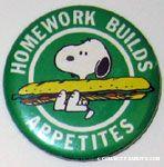 Homework Builds Appetites