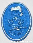 Lucy 'Kiss Me' Clip Emblem