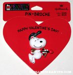 Snoopy Cupid Valentine's Pin