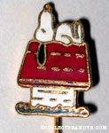 Peanuts & Snoopy Stick Aviva Pins