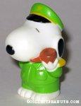 Snoopy military Figure