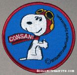Flying Ace 'Cosani' Patch