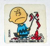 Charlie Brown Patch
