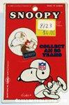 Football Player Snoopy 'Patriots' Pin