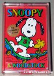 Snoopy & Woodstock skateboarding Playing Cards