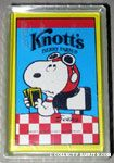 Flying Ace - Knott's Berry Farm Playing Cards
