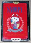 Snoopy wearing suit on crest Playing Cards