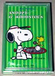 Snoopy & Woodstock playing Tennis Playing Cards