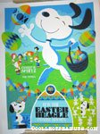 It's the Easter Beagle, Charlie Brown by Tom Whalen - Standard