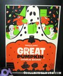 It's the Great Pumpkin, Charlie Brown Print by Michael De Pippo