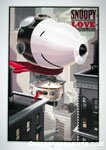The Snoopy LOVE Print by Laurent Durieux