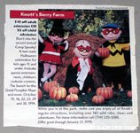 Knott's Berry Farm Halloween Offer