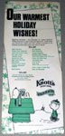 Knott's Berry Farm Adventurer's Club Brochure