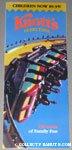 Knott's Berry Farm Rollercoaster Brochure