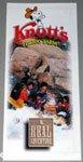 Knott's Berry Farm 'A Real Adventure' Brochure
