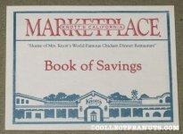 Knott's Berry Farm Book of Savings