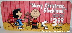 'Charlie Brown Christmas Shell Video Display
