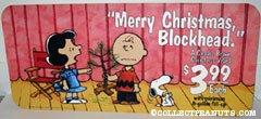 'Charlie Brown Christmas Shell Video Display