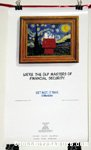 Snoopy Starry Night Metlife Ad Proof