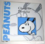 Peanuts Character Portfolio Stock Art