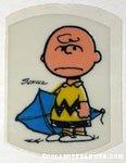 Charlie Brown with Kite Tattoo Display