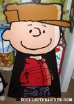 Charlie Brown Stand-Up Christmas Display