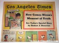 L.A. Times January 19, 1969 Comics Section