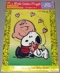 Charlie Brown hugging Snoopy Puzzle