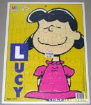 Lucy standing with name Puzzle