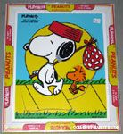 Snoopy & Woodstock with Hobo Packs Puzzle