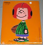 Peppermint Patty Football Player Puzzle