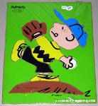 Charlie Brown pitching baseball Puzzle