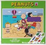 Peanuts at Beach Puzzle