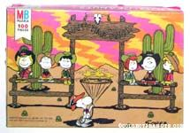 Peanuts at Ranch Puzzle