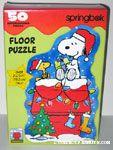 Peanuts & Snoopy Springbok Puzzles