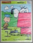Snoopy and Charlie Brown Puzzle