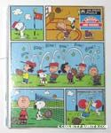 Peanuts playing sports Puzzle
