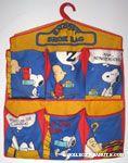 Charlie Brown & Snoopy midnight snack Shoe Organizer