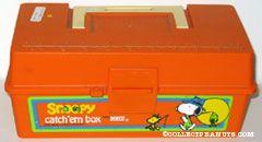 Snoopy Catch 'em Box - Orange