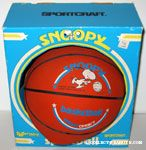 Peanuts & Snoopy Basketball Sports Equipment