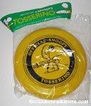 Flying Ace Tosserino Flying Disc - Yellow